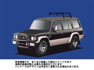 ルーフキャリア タフレック PH22 ミツビシ 三菱 MITSUBISHI パジェロ / L049GW Pシリーズ TUFREQ 精興工業
