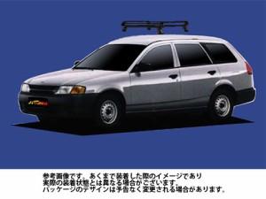 ルーフキャリア タフレック PE22C1 マツダ MAZDA ファミリアバン / Y11 Pシリーズ TUFREQ 精興工業
