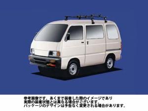 システムキャリア ダイハツ DAIHATSU  ハイゼット / S80V S81V S82V S83V / FHシリーズ 1台分 マルチホールド タフレック TUFREQ 精興工