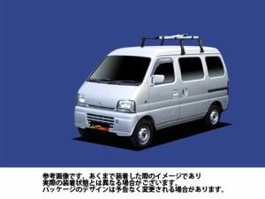 システムキャリア スズキ SUZUKI エブリィ 型式 DA52V DA62V DB52V DB62V ASシリーズ 1台分 サイクル 正立 タフレック TUFREQ 精興工業