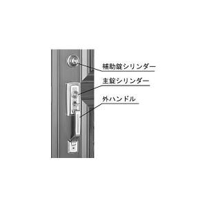 HH J 0018U9) DIY リフォーム 交換用シリンダー 【YKKAP