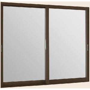 トステム インプラス ウッド 引き違窓 2枚建 単板ガラス 5mm透明ガラス: 幅2001〜3000mm×高339〜600mm リクシル 内窓 TOSTEM LIXIL