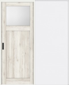 ラシッサD パレット 上吊引戸 引込み戸標準 APUHK-LGJ 1620N 錠なし W:1,644mm × H:2,023mm ノンケーシング / ケーシング LIXIL