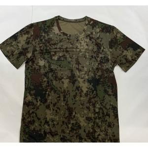 韓国 軍隊 Tシャツ 迷彩柄  韓流 グッズ lb001-1