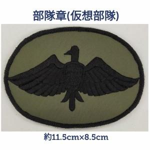 韓国 軍隊 部隊章 ワッペン 韓流 グッズ lf001-22