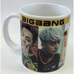 【全国送料無料】BIG BANG ビッグバン マグカップ  韓流 グッズ cb050-6