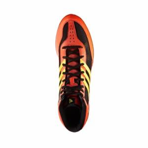 a962f21fcf290e adidas(アディダス)MAT WIZARD.3 (マット ウィザード) WRESTLING SHOES ボクシング トレーニング  ENERGY BYELLO CBLACK BB2859