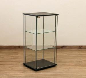 【ガラスコレクションケース 3段】