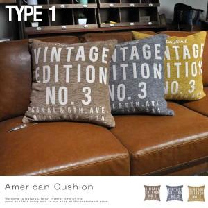 """""""AmericanCushion-アメリカンクッション Type1 (枕,抱き枕,フロアクッション,柄,ニューヨーク,腰痛,ふわふわ)"""""""