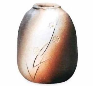 壺型花瓶 大きいサイズ 大壺花入れ花瓶伝統の信楽 花入れ 特大