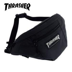 【メール便不可】THRASHER スラッシャー ボディバッグ  ユニセックス 男女兼用