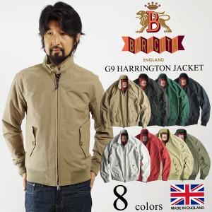 バラクータ BARACUTA G9 クラッシック ハリントンジャケット (英国製 HARRINGTON JACKET スウィングトップ)の画像