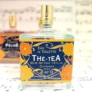 L'Aromarine / アロマリン フレグランスオードトワレ 爽やかですっきりとした ティーの香り