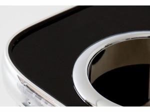 JETイノウエ センターテーブル スーパーグレート ピアノブラック 595511 *トラック用品*