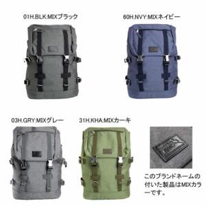 f50b1a2684a8 リュック ヘルスニット『healthknit』 メタルバックル バックパック デイパック 大容量 BOX型 スクエアリュック 四角 HKB-1051/ HKB-1051H