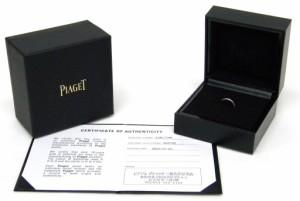 ピアジェ PIAGET ジュエリー 指輪 ダイヤモンドリング Pt950 #46(5号) ハーフエタニティ 【中古】(26252)