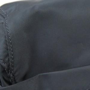 TUMI トゥミ ツミ ナイロン ブルーグレー×黒 ショルダーバッグ 【中古】(34206)