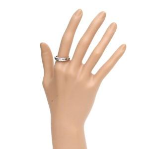 ニナリッチ NINA RICCI ダイヤ立爪指輪 #16 D0.30ct D-VS2-EX プラチナ/Pt900 表記サイズ#16 【中古】(34918)