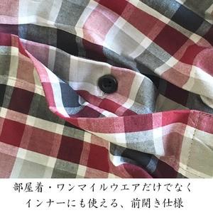 【送料無料】おしゃれステテコ [ロング丈/7分丈] 大きいサイズ 3L/4L/5L 綿100% ゆったり設計★さらっと良質な履き心地が自慢 ◎
