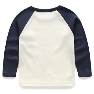 送料無料コットン100%長袖カットソー 綿 ボーイズ ロンTee 長袖Tシャツ キッズ 長袖tシャツ カットソー ロングT Tシャツ トッ