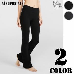 エアロポステール レディース パンツ LLD Core Bootcut Yoga Pants(4756)