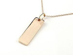 ネックレス ペアネックレス ペアペンダント ハワイアンジュエリー クロス ダイヤモンド ピンクゴールドk18 ペンダント 十字架 18金 チェ