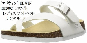 Miss EDWIN (ミス エドウィン) フットベット サンダル EB2002 つっかけ 人気商品 レディス【送料無料】