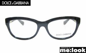 DOLCE&GABBANA ドルチェ&ガッパーナ ドルガバ メガネ セルフレーム DG5011-501-54 ブラック