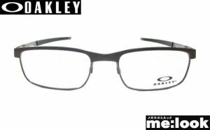 OAKLEY オークリー メガネ フレーム STEEL PLATE スチールプレート OX3222-0452 パウダーピューター