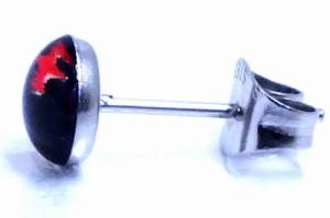 ○○ステンレスピアス(FUCK)/1個販売 サージカルステンレス316L 20G 20ゲージ メンズ レディース 金属アレルギー出にくい 耳 軟骨 キャ