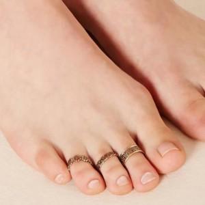 ランカーリオトゥリング 足の指輪 トーリング 足のリング ピンキーリング フリーサイズ レディース メンズ チップリング ミディリング フ