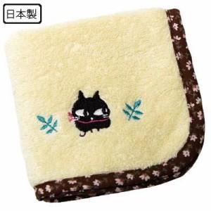 Shinzi Katoh シンジカトウ 【コットンフィールド タオルチーフ ネコ】(ハンカチ ギフト 子供 ガーゼ 生地 ブランド かわいい 人気 猫 ね
