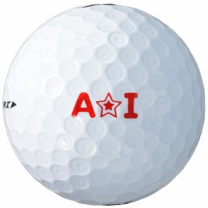 ブリヂストン TOUR B Ai54 Limited TOUR B X ゴルフボール 半ダース箱(6球入り) 8BWYAI 宮里藍選手【ゆうパケット不可】