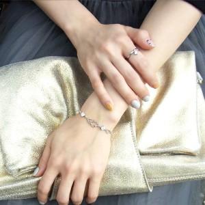 母の日 0.25カラット 指輪 サイズフリー/一粒 リング/指輪/レディース/プラチナ仕上げ/シルバー925 人気 万能