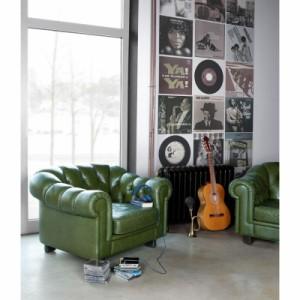 輸入壁紙 貼ってはがせる壁紙 MR PERSWALL【3巾】ミスターパースウォール communication コミュニケーション Vinyl フリース壁紙 不織布
