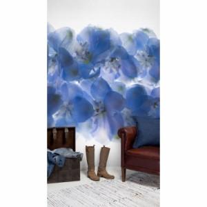 輸入壁紙 貼ってはがせる壁紙 MR PERSWALL【4巾】ミスターパースウォール Fashion ファッション Blossom フリース壁紙 不織布壁紙 スウェ