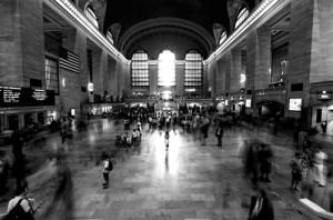 輸入壁紙 貼ってはがせる壁紙 MR PERSWALL【9巾】ミスターパースウォール NewYork Memories ニューヨークメモリーズ Grand Central フリ