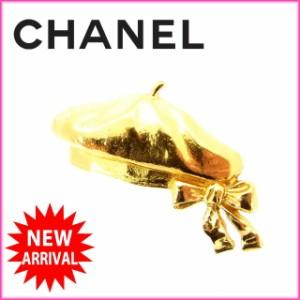 e661b26dc159 シャネル CHANEL ブローチ レディース 【中古】 G405