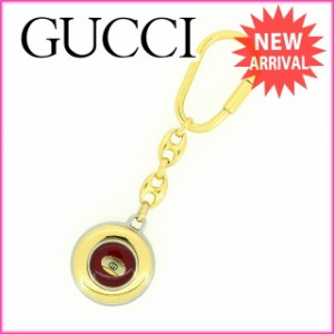 d681aa47d5f4 グッチ GUCCI キーリング レディース ヴィンテージ 【中古】 Y2808