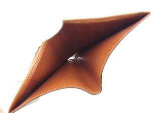 ルイヴィトン Louis Vuitton 札入れ 二つ折り モノグラム レディース メンズ 中古 L1363