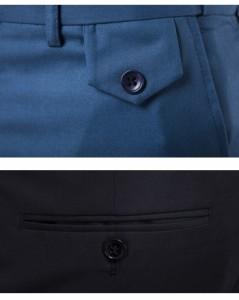 7b95886a35a1d 送料無料メンズスーツ3点セットお買い得品の良さを感じさせる3ピース. タイムセール ...