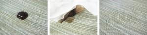 上質な日本製 ランチョンマット 「LEKKU type-J」【和 和モダン  撥水 モダン 和風 アジアン ランチマット テーブルウェア おしゃれ】【