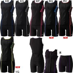 スピード(SPEEDO)女性用 フィットネス水着 ウイメンズセパレーツ SFW22015V