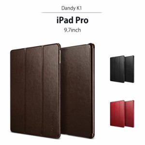 お取り寄せ iPad Pro 9.7inch 手帳型 ケースカバー VERUS Dandy K1 for iPad Pro 9.7inch 手帳型 ダイアリー
