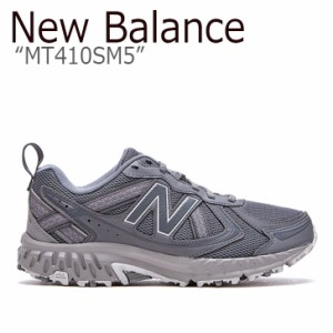 ニューバランス 410 スニーカー New Balance MT 410 SM5 new balance 410 グレー FLNBAA1U12 NBPFAS199G MT410SM5 シューズ
