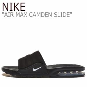 ナイキ サンダル NIKE メンズ AIR MAX CAMDEN SLIDE エアマックス キャムデン スライド BLACK ブラック BQ4626-003 シューズ
