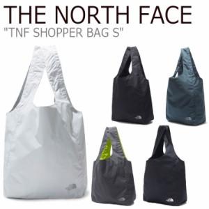 ノースフェイス エコバッグ THE NORTH FACE TNF SHOPPER BAG S ショッパーバッグ S 全6色 NN2PL17A/B/C/D/E NN2PL64A バッグ