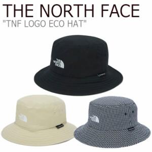 ノースフェイス バケットハット THE NORTH FACE TNF LOGO ECO HAT TNF ロゴ エコ ハット 全3色 NE3HM03A/B/C ACC