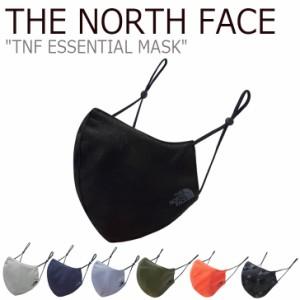 ノースフェイス マスク THE NORTH FACE TNF ESSENTIAL MASK エッセンシャル マスク 交換フィルター付き 全7色 NA5AM13A/B/C/D/E/F/G ACC