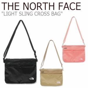 ノースフェイス サコッシュ THE NORTH FACE LIGHT SLING CROSS BAG ライト スリング クロスバッグ 全3色 NN2PM10A/B/C バッグ